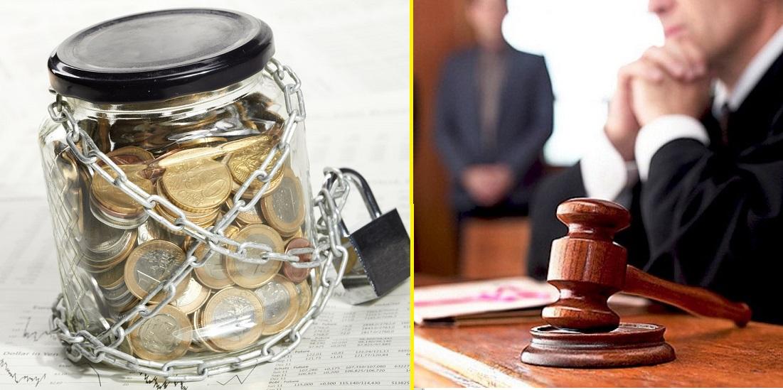 Что такое арест расчетного счета налоговой, как снять, последствия?